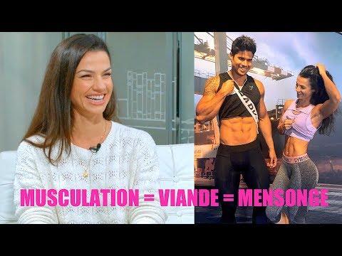 Xxx Mp4 Musclée Et Végétarienne Sissy MUA Dénonce Les Mensonges De L 39 Industrie De La Viande 3gp Sex