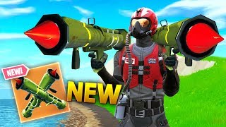 *NEW* GUIDED MISSILE IS BROKEN.. | Fortnite Funny and Best Moments Ep. 187 Fortnite Battle Royale