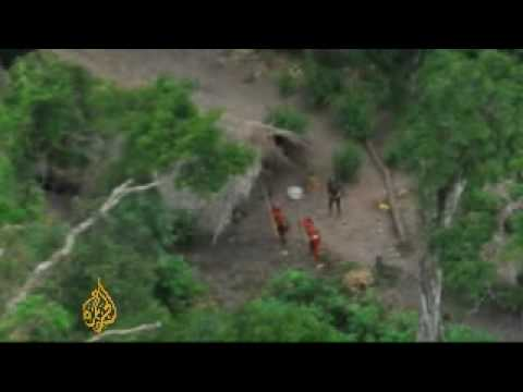 The search for Brazil's unknown Amazon tribe - 17 Jun 2008