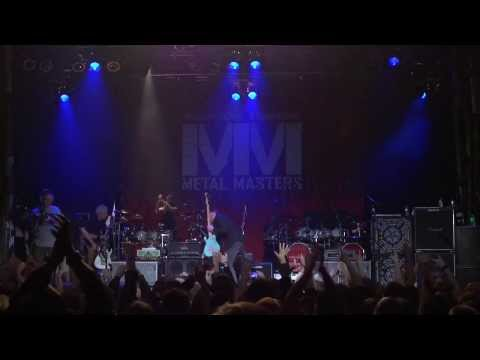 "METAL MASTERS 2014 - DAVID LEE ROTH - ""Shyboy"" Live Cover | GEAR GODS"