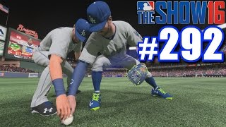 FUNNIEST PLAY EVER!   MLB The Show 16   Road to the Show #292