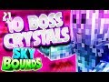 10 + 13 Boss Crystal Opening - Skybounds Season 2 Episode 21