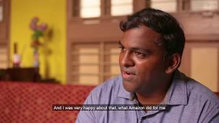 Pets inspire Chennai seller to start his own dog food brand on Amazon : #SmilesOfSuccess