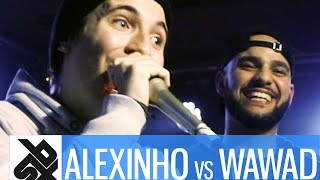ALEXINHO vs WAWAD  |  Grand Beatbox 7 TO SMOKE Battle 2017  |  Battle 8