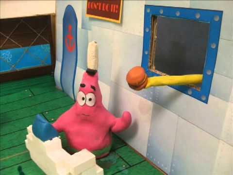 Spongebob Squarepants Patrick s First Day At Work