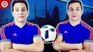 BEST Soccer Skills & Trick Shots | SkillTwins