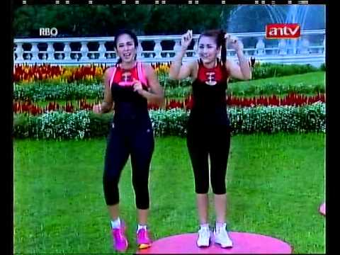 Feni Rose Senam Fresh & Fun antv 28052012.avi