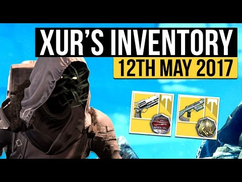 Xxx Mp4 Destiny Xur Location Exotic Bundles Inventory 12th May 2017 Lucky Warlocks Week 140 3gp Sex