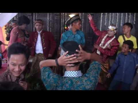 PENGANTIN GOYANG RA KUAT MBOK  ( PONOROGO JAWA TIMUR )