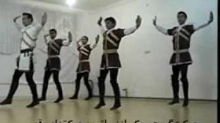 آموزش رقص آذری درس 6