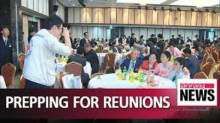 S. Korea selects 500 candidates for family reunions in August