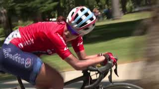 Stage 3 of the Amgen Tour of California Women's Race empowered with SRAM