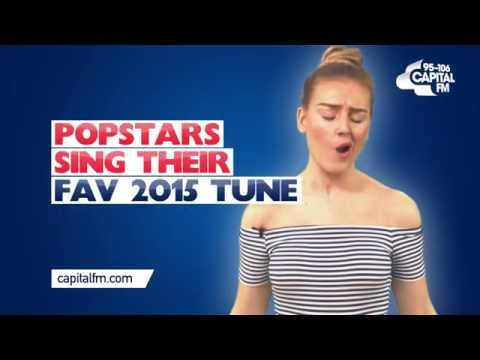 Popstars Sing Their Fav 2015 Tune