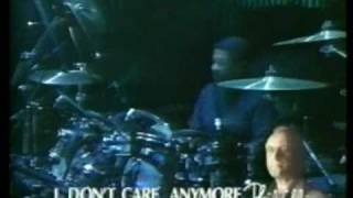 Phil Collins  I Dont Care Anymore Live Chile 1995