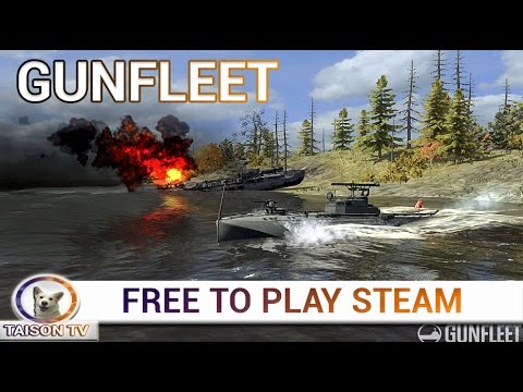 GunFleet Free to Play de guerra