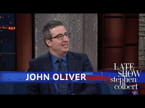 John Oliver Warns Meghan Markle What She s Getting Herself Into