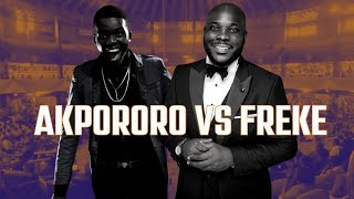 IwoTv Akpororo vs Freke INT'L YOUTH SUMMIT 20th August 2016 (Day 6 )