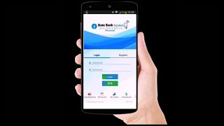 How to Register SBI Mobile application anywhere any time..