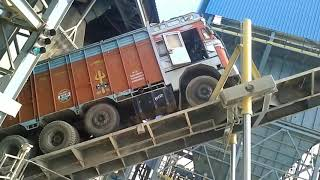 cement factory video truck loading system | Cement manufacturing  Factory Fully Automatic