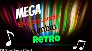 Mega Enganchado Cumbia RETRO - Dj SC