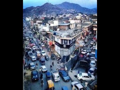 MINGORA CITY SWAT PAKISTAN 2015