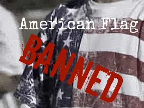 Xxx Mp4 SC High School Bans American Flags 3gp Sex