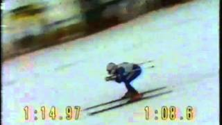 1984 Winter Olympics - WOmen's Downhill Part 1