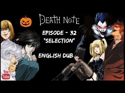 Death Note || Episode 32