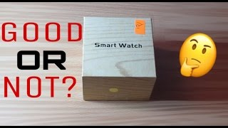 Unboxing $15 A1 Smartwatch [Apple Watch Replica]