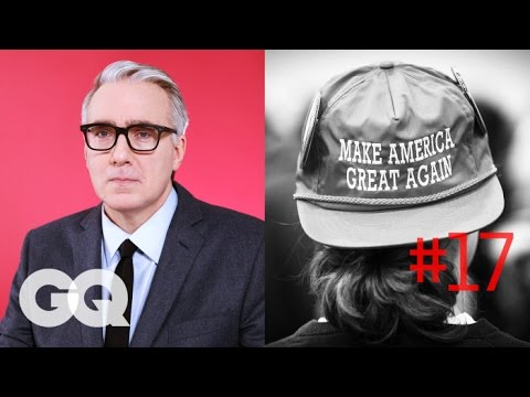 Still Supporting Donald Trump This Message Is For You The Resistance with Keith Olbermann GQ