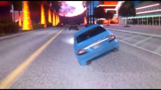 GTA San Andreas (amazing driver) 6