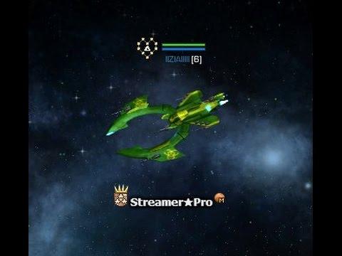 Соревнования по рангу с Генерал-Полковником(Streamer_Pro,Ru4) DarkOrbit