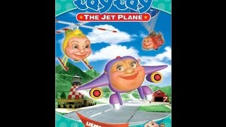 Opening to Jay Jay the Jet Plane: Liking Yourself, Inside & Out 2003 DVD