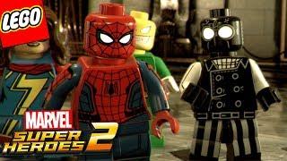 LEGO Marvel Super Heroes 2 PT BR #10 - OS DEFENSORES NOIR (DUBLADO EM PORTUGUÊS HAGAZO)