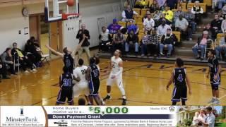 Sidney vs Xenia Boys Basketball Tournament
