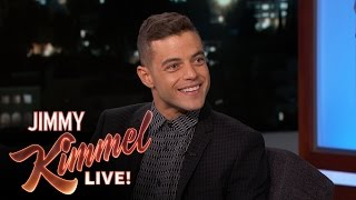 Rami Malek Pretended to be His Identical Twin Brother