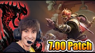 Dendi Dota 2 - 7.00 Patch - How To COUNTER MONKEY KING