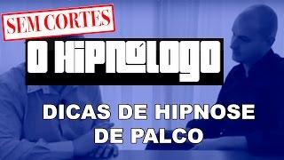 O Hipnólogo - Dicas de Hipnose de Palco - Entrevista Rafael Baltresca | Parte 04