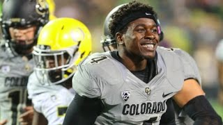 Colorado CB Chidobe Awuzie 2016 Highlights