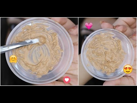 Xxx Mp4 DIY Homemade Concealer Only 3 Products Super Easy With Demo Special Week Day 1 3gp Sex