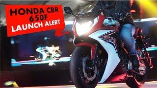 Launch Alert: 2015 Honda CBR650F : PowerDrift