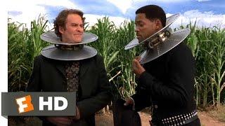Wild Wild West (6/10) Movie CLIP - Magnetic Collars (1999) HD