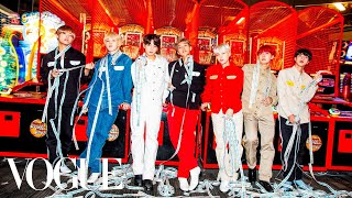 24 Hours With BTS in L.A. | Vogue