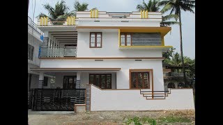 3BHK 1420 Sqft House in 3 Cents at Kombara  - 44 Lakhs (Negotiable)