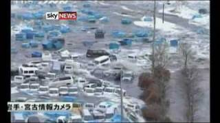 Japan Tsunami 2011 Video / Movie With Commentary: Most Amazing Video Collection