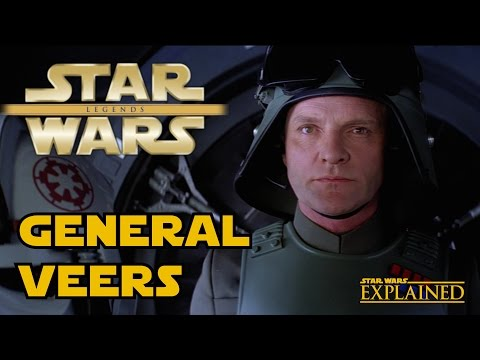 What Happened to General Veers After the Empire Strikes Back (Legends) - Star Wars Explained