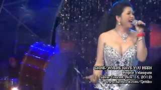Regine Velasquez - Where Have You Been/Shine (SILVER Concert: November 16, 2012)