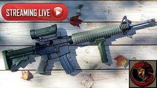 Rifle Cleaning AGAIN! (Old stream)