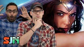 Wonder Woman Trailer Breakdown!