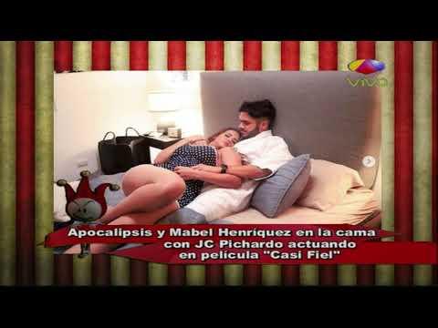 Xxx Mp4 Apocalipsis Y Mabel Henríquez En La Cama Con JC Pichardo Actuando En Película Casi Fiel 3gp Sex